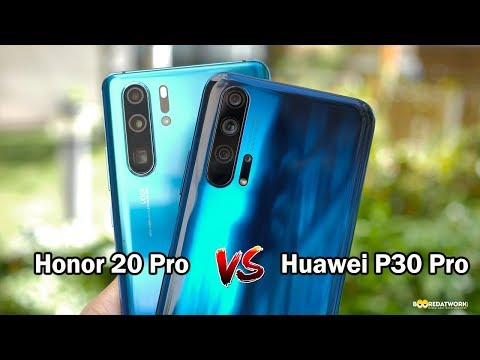 Honor 20 Pro vs Huawei P30 Pro: Should you buy? להורדה