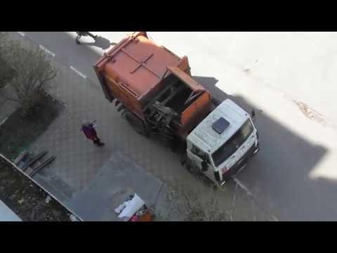 Отучим выкидывать бычки водителей Экотранса Белгород!!!