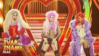 "Pink, Lil Kim, Christina Aguilera ""Lady Marmalade""   Tvoje tvář má známý hlas"