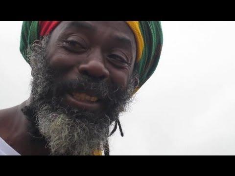 Jah B at Blue Mountain, Jamaica