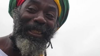Jah B at Blue Mountain, Jamaica