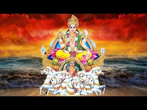 Surya/Adithya Gayatri Mantra - Most Powerful Sun Mantra to Remove Negative Energy - Dr.R.Thiagarajan