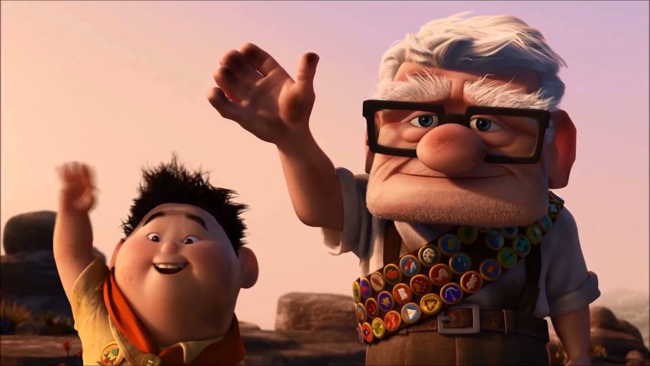 Image result for up disney movie