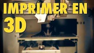 Dr Nozman - Imprimer en 3D