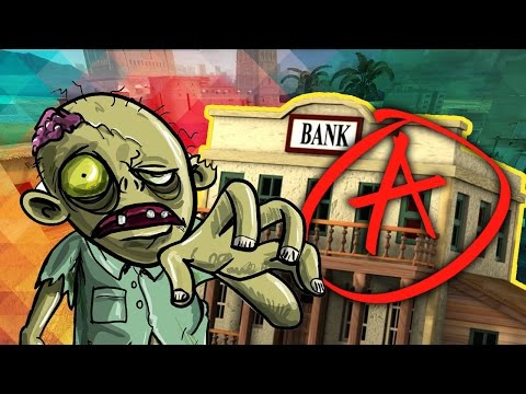 CS:GO ZOMBIE BANK BATTLE (Left 4 Dead 2 mods)