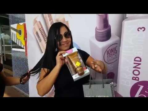Experiencia Brazilian Blowout en Kamila Hair & Beauty
