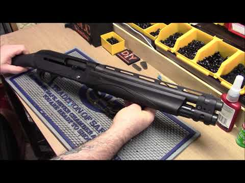 Download How To Install The Remington M Lok Barrel Clamp On A