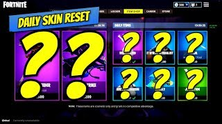 LONGSHOT AND INSIGHT SKINS Fortnite ITEM SHOP December 15th 2018! NEW Featured items and Daily items