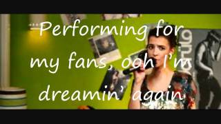 Alyssa Shouse- Overnight Celebrity - Lyrics