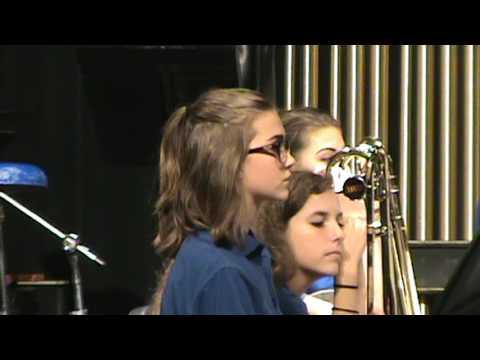 Bremen Middle School 8th Grade Christmas Concert/2- 2016