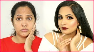 Complete Makeup for Beginners -Signature Sexy Makeup Tutorial | ShrutiArjunAnand