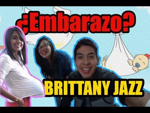 Baby Shower con BRITTANY JAZZ #AcompañameEnMiVida