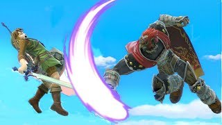 Most Hype Ganondorf Combos/Plays in Smash Ultimate