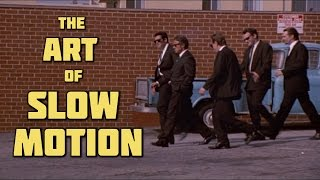 The Art Of Slow Motion In Film