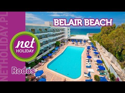 hotel Belair Beach 4* - GRECJA Rodos - netholiday.pl