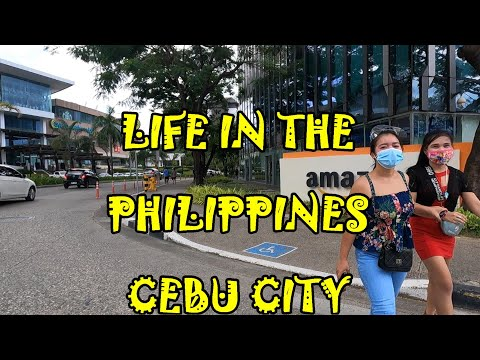 LIFE IN THE PHILIPPINES, CEBU CITY.  LIFE GOES ON & COFFEE H
