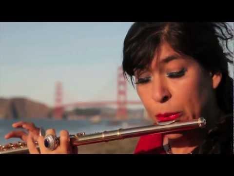 Beatbox Flute, Viviana Guzman plays Greg Pattillo's 3BeatsIII