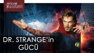 Dr Strange ve Güçleri