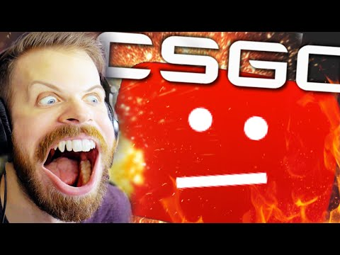 YOU HAVE BEEN DEMONETIZED!!! | CS:GO Co-op Mission Rage - Part 1