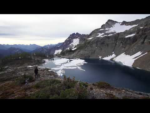 Heather Maple Pass + Wing Lake