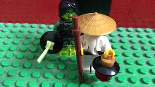 lego ninjago day of the departed in 5 minutes