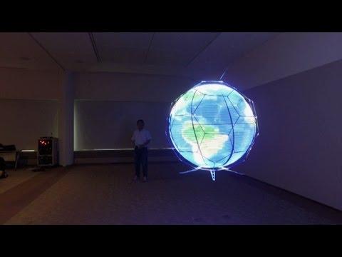 afpbr: Empresa japonesa projeta drone esférico
