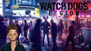 Watch Dogs: Legion ПРОХОЖДЕНИЕ НА РУССКОМ #2 | Обзор, первый взгляд на игру watch dogs legion