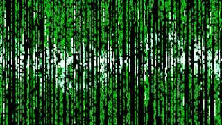 MATRIX (Concentration / Programming music) - Original Matrix effect, not repetitive