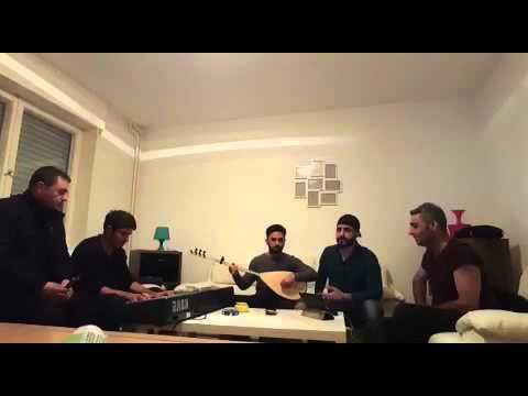 Agrin Azad & Mesut Baran ( Grup Merdo ) TU NE ROYİ