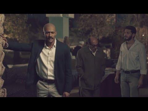 خليل يحارب زلزال بشراء الفاكهه من التجار / مسلسل زلزال - محمد رمضان