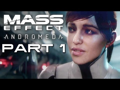 MASS EFFECT Andromeda Part 1 : New Ship, New Galaxy : Gameplay