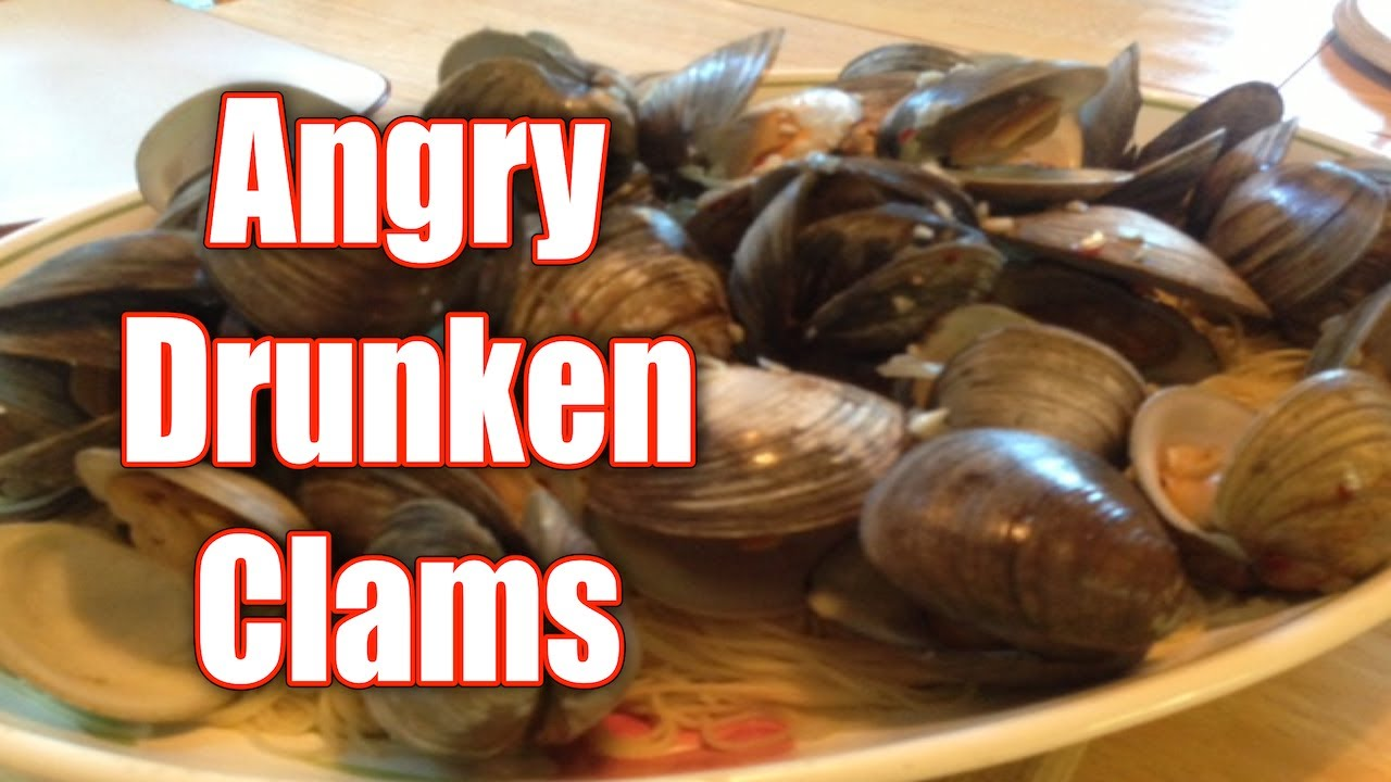 Angry Drunken Clams
