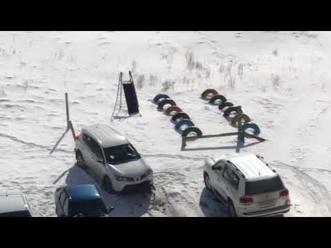 Мужчина устроил погром на автостоянке в Катав-Ивановске