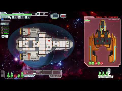 FTL: The Life and Death of Lil' Green - PART 2 - The Wandering Gamer Network