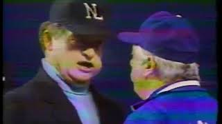 MLB   1981   Special   Mr Baseball Bob Uecker On Orioles Manager Earl Weaver
