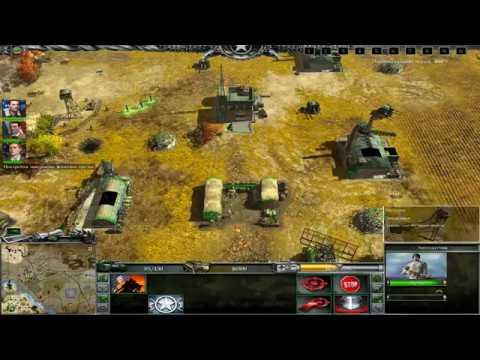 War Front - Turning Point (Allies) (Hard) - Part 07