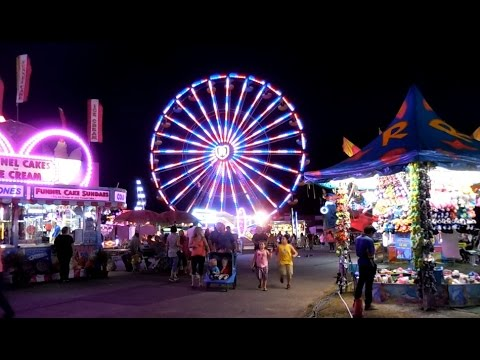 West Virginia State Fair 2016