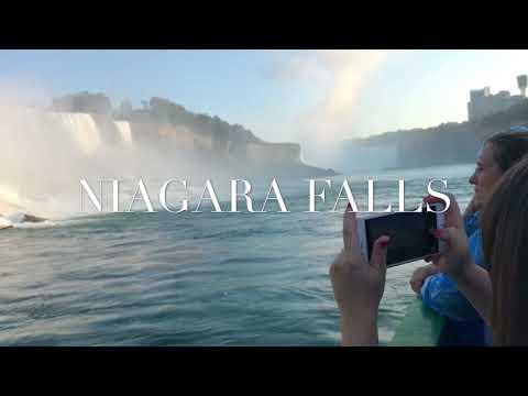 LA to NY (Niagara Falls / Syracuse University)