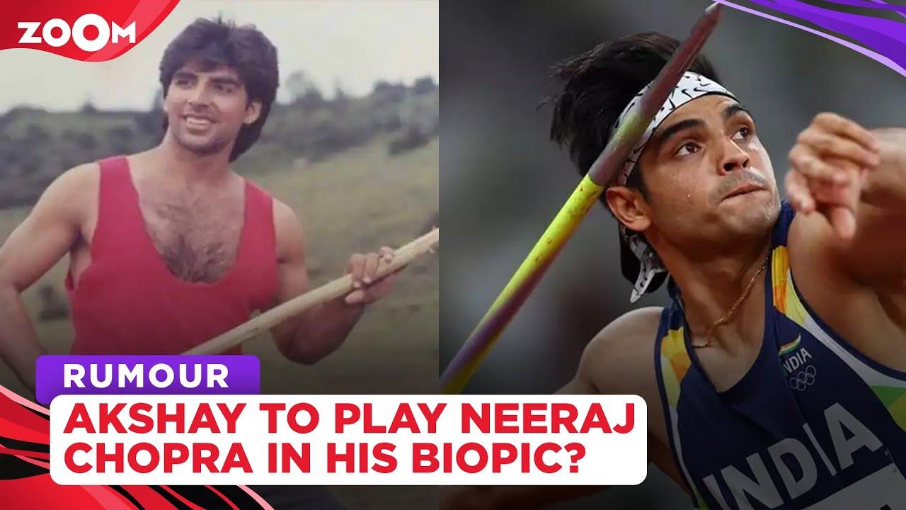 Akshay Kumar to play the role of Gold medal winner Neeraj Chopra in his biopic?