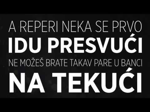 Darko Richter feat. Buba Corelli i Doca - Kume OFFICIAL lyrics video