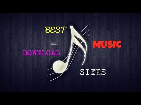 Best 3 Download Music Sites  20162017