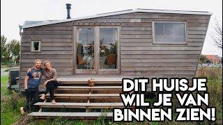 Stijlvol Tiny House Met Unieke Indeling  Noordwijk Klein  - Tiny House Tour #2