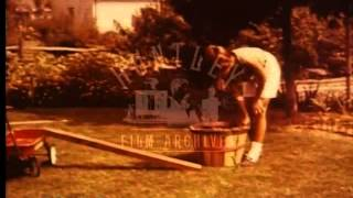 Mechanical Principles In Every Day Activities, 1960's - Film 17234