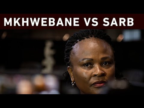 Mkhwebane's Bankorp appeal dismissed by ConCourt