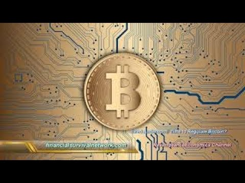 Jared Anderson // Time to Regulate Bitcoin ?