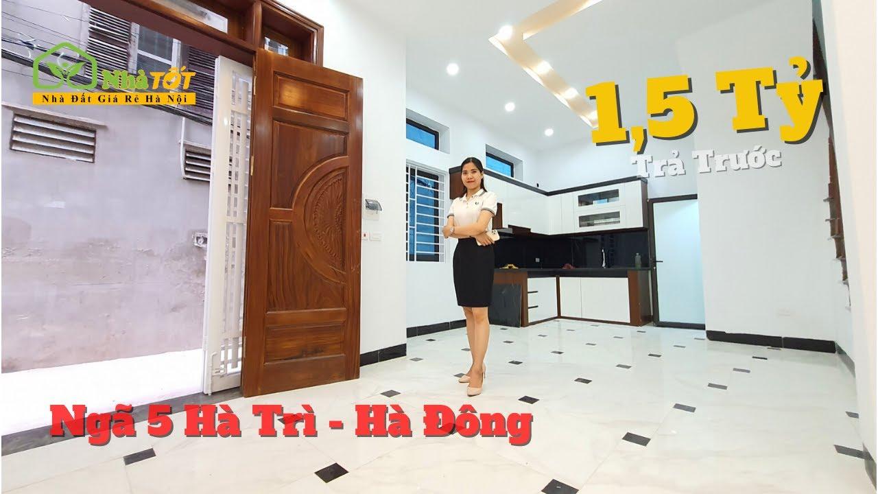 image 🔥 Xây Độc Lập 51M2 x 4 Tầng, Ngã 5 Hà Trì, Hà Đông, Hà Nội | nhà TỐT