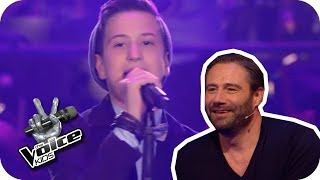 Robbie Williams - Let Me Entertain You (Eric) | The Voice Kids 2017 | Sing Offs | SAT.1