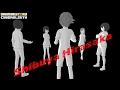 Scramble Pentagram/Shibuya Hirasaka (Digimon Story Cyber Sleuth)(Playstation 4)