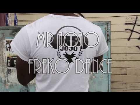 MR jojo - Frekko dance Clip Oficiel (dancehall 2017)