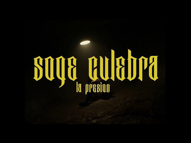Soge Culebra - La Presión (Videoclip Oficial)